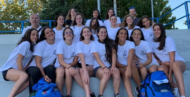 נבחרת ישראל בכדורמים נשים (באדיבות איגוד הכדורמים) (מערכת ONE)