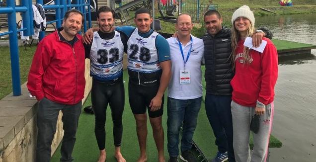 נבחרת ישראל בסקי מים (התאחדות אילת)