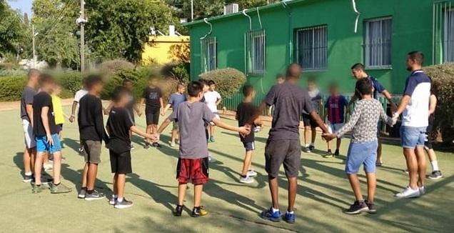 הילדים בספורט.יקבלו תמיכה בתקופה הקשה  (פייסבוק)