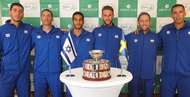 נבחרת הטניס (לידור גולדברג, איגוד הטניס)