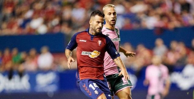 רובן גארסיה מוסר (La Liga)