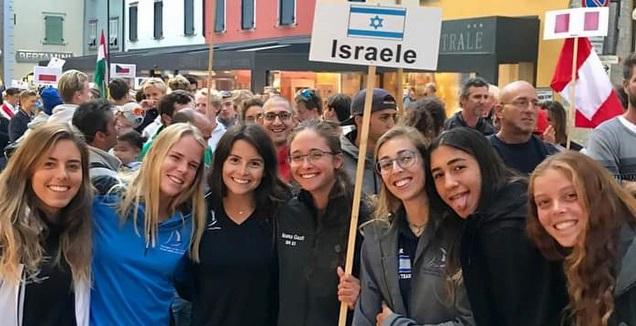 גולשות וגולשי נבחרת ישראל (איגוד השייט)