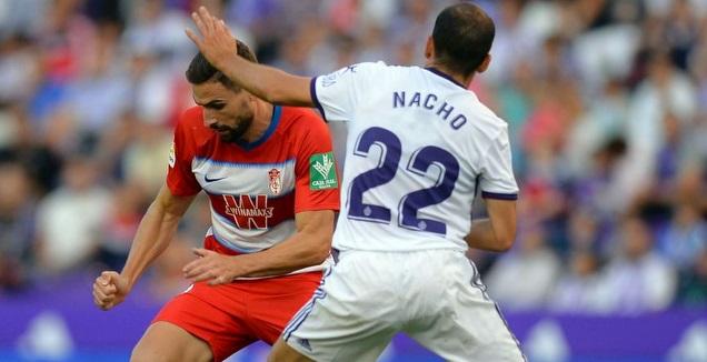 נאצ'ו מול ויקטור דיאס (La Liga)