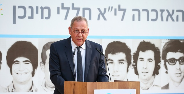 יגאל כרמי (איציק בלניצקי)