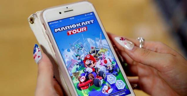 Mario Kart Tour (רויטרס)