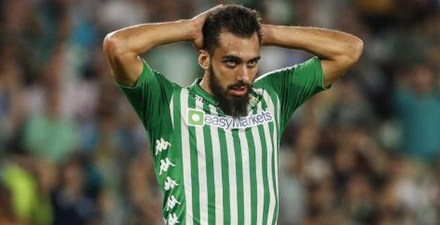 בורחה איגלסיאס מאוכזב (La Liga)