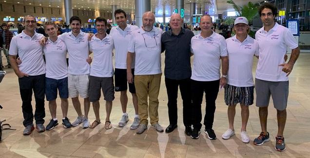משלחת ישראל למשחקי החוף והמים האולימפיים בנתב