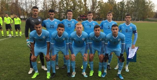 נבחרת ישראל עד גיל 19 נגד מולדובה (ההתאחדות לכדורגל)