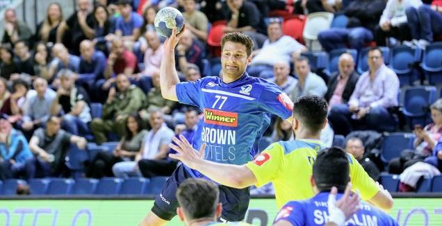 חן פומרנץ בהופעות האחרונה בנבחרת (צילום: הדר ואן קולא, איגוד הכדוריד)