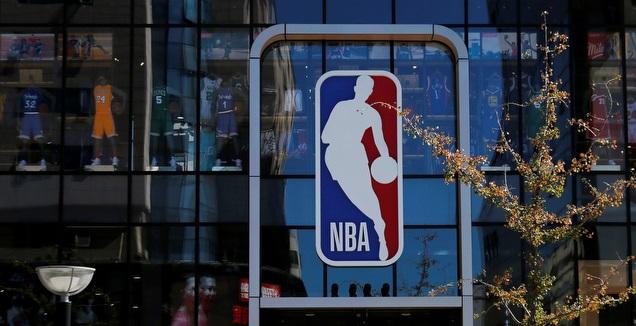 לוגו ה-NBA (רויטרס)