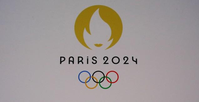 לוגו המשחקים האולימפיים 2024 (רויטרס)