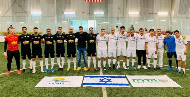 הנבחרת הישראלית וקבוצת צ'לסי בקטרגל (יח