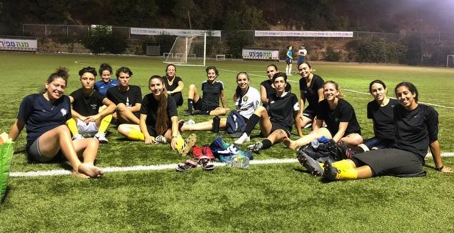 קבוצת הנשים של בית&qout;ר ירושלים (האתר הרשמי של בית&qout;ר ירושלים)