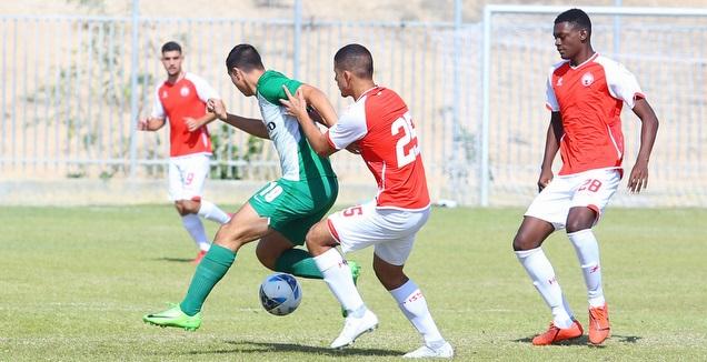 משחק נוער בין מכבי חיפה להפועל ב&qout;ש (מרטין גוטדאמק)