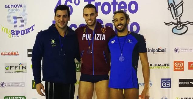 מרקוס שלזינגר (איגוד השחייה בישראל)