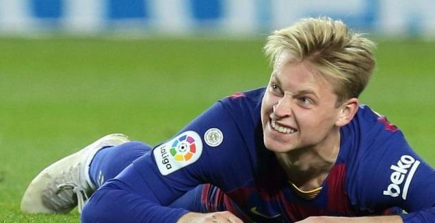 פרנקי דה יונג (La Liga)