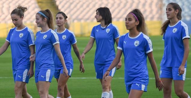 שחקניות נבחרת הנשים (נעם מורנו)