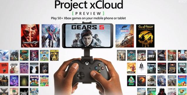 Project xCloud (מערכת ONE)