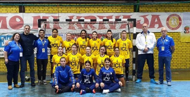 קבוצת הנשים של מכבי ראשל''צ (באדיבות הקבוצה)