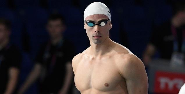 יעקב טומרקין (באדיבות איגוד השחייה)