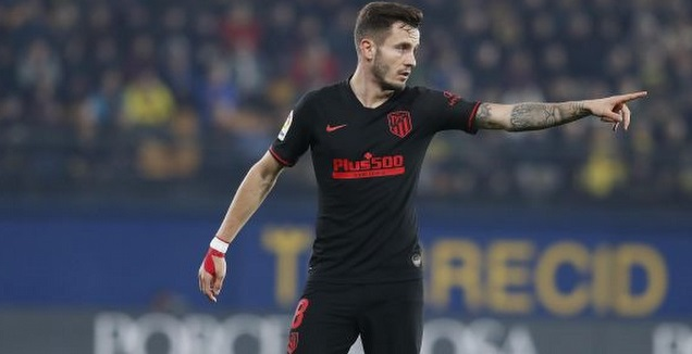 סאול ניגס (La Liga)