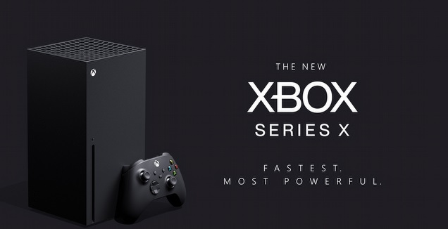 Xbox Seris X (מערכת ONE)