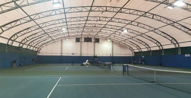 מגרש הטניס בקריית שמונה (איגוד הטניס)