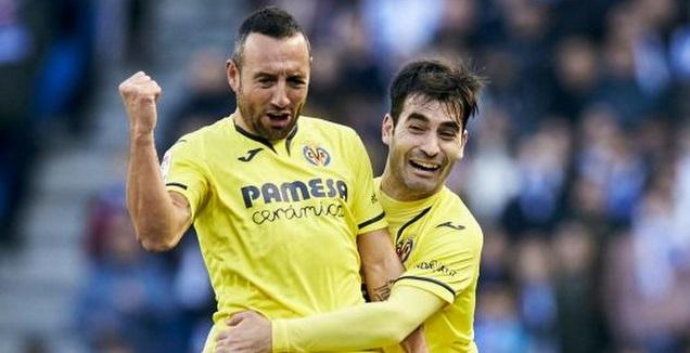 מאנו טריגרוס חוגג עם סנטי קאסורלה (La Liga)