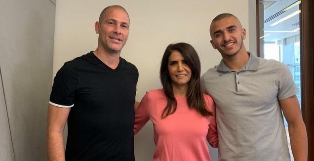 קייס גאנם, אלונה ברקת ואבי נמני (אינסטגרם)