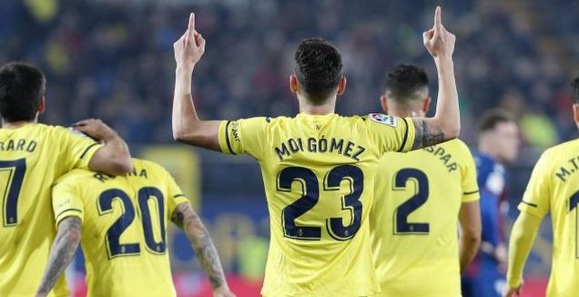 מוי גומס חוגג (La Liga)