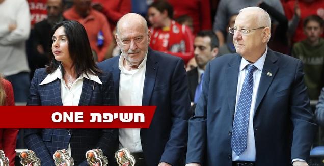 ראובן ריבלין ומירי רגב (רדאד ג'בארה)