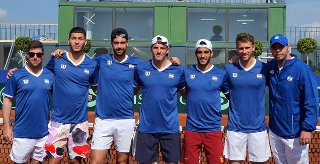נבחרת הדייויס באנטליה (איגוד הטניס)