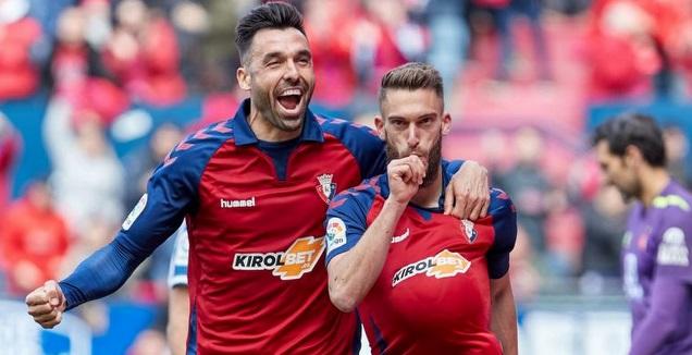 רוברטו טורס חוגג (La Liga)