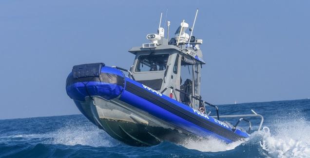 כוחות השיטור הימי (דוברות המשטרה)