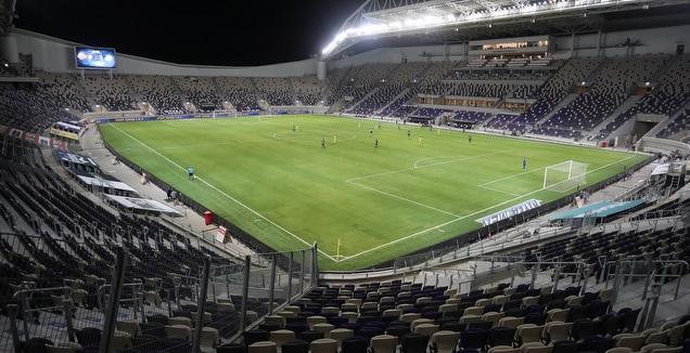 אצטדיון בלומפילד הריק (רדאד ג'בארה)