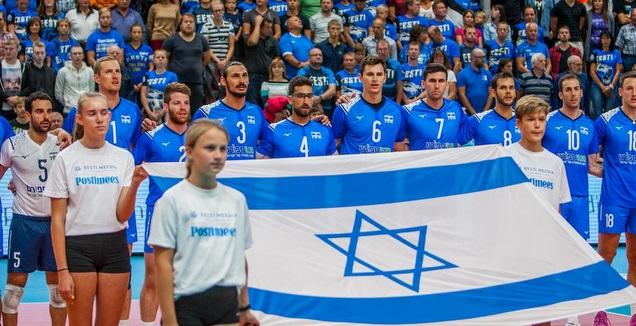 בדרך להקלות בספורט הישראלי (איגוד הכדורעף)