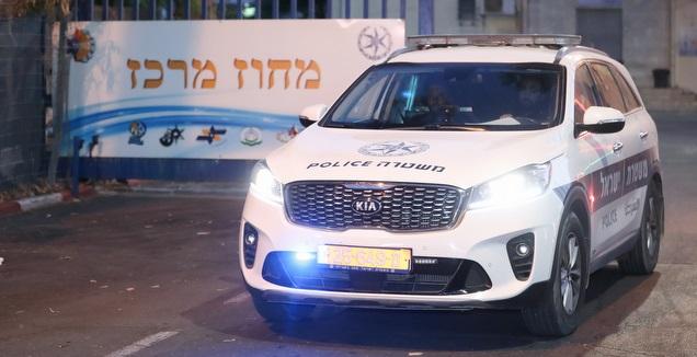 ניידת משטרה (רדאד ג'בארה)