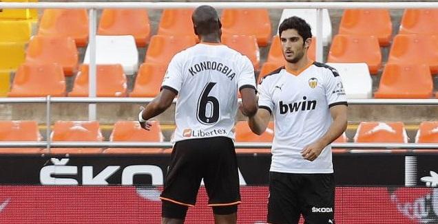 גונסאלו גדש וז'ופרה קונדוגביה (La Liga)