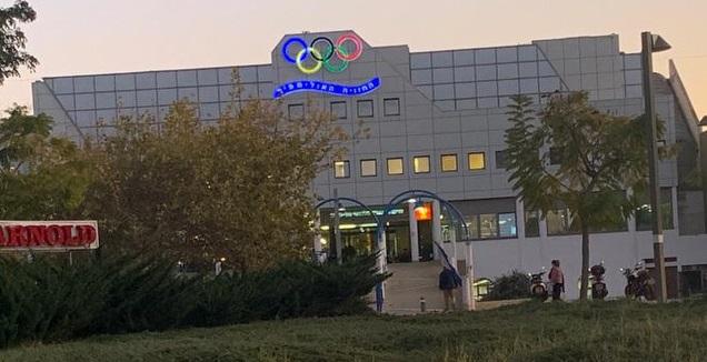 בניין הוועד האולימפי (אסי ממן)