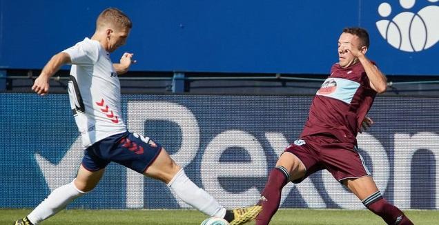 יאגו אספאס מול דרקו ברשנאץ (La Liga)