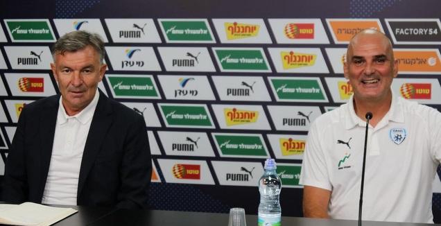 אלון חזן ו-וילי רוטנשטיינר (ההתאחדות לכדורגל)