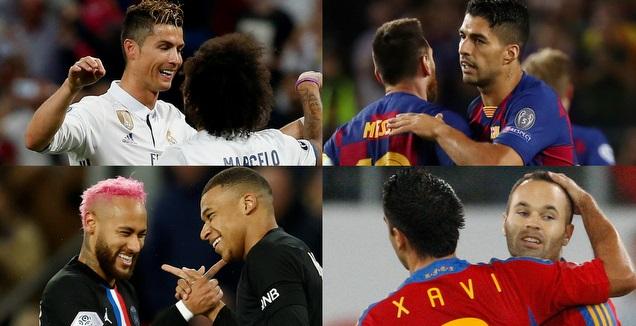 החברים הטובים בכדורגל (רויטרס)