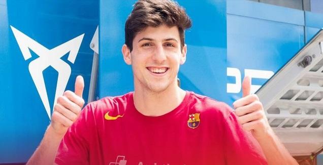 לאנדרו בולמרו (האתר הרשמי של ברצלונה)
