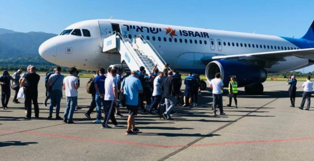 באטומי בדרך לישראל (מערכת ONE)