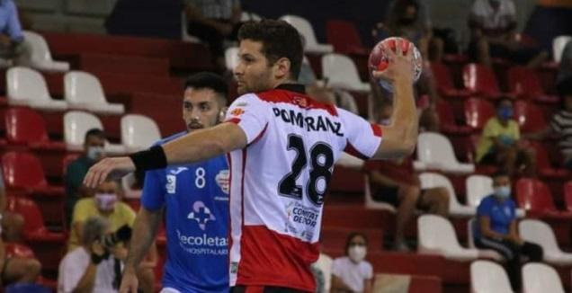 חן פומרנץ עם הכדור (פוארטו סגונטו)