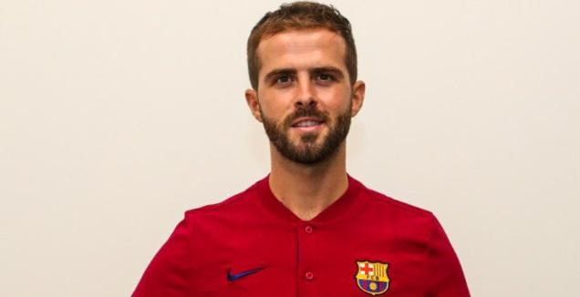 מיראלם פיאניץ' (האתר הרשמי של ברצלונה)
