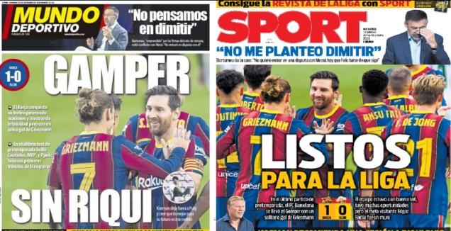עיתוני ספרד (מערכת ONE)