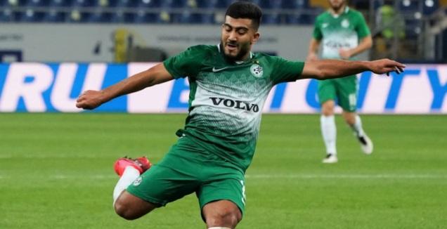מוחמד אבו פאני (האתר הרשמי של מכבי חיפה)