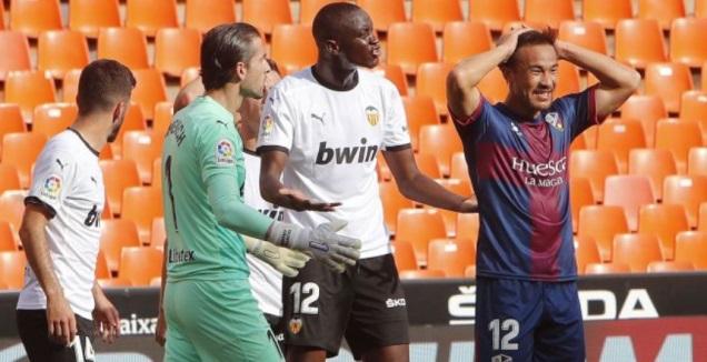 דיאקבי מאוכזב (La Liga)