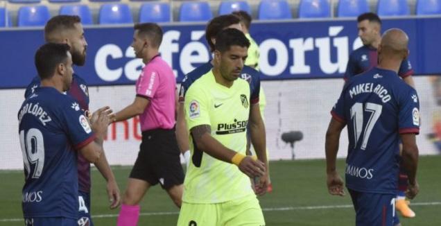 לואיס סוארס מאוכזב (La Liga)